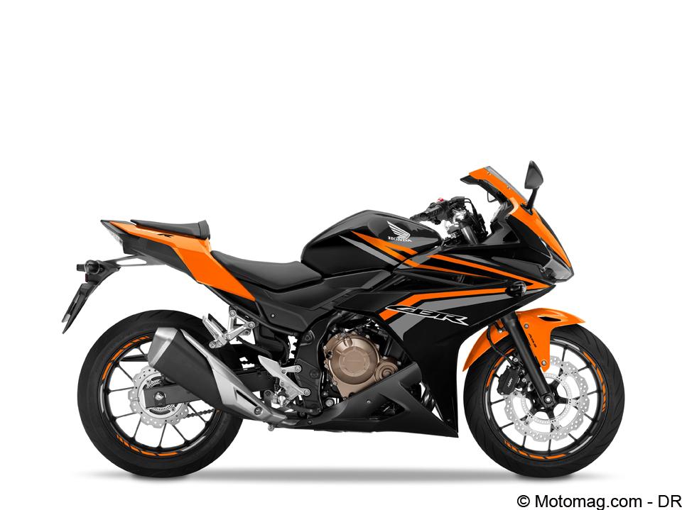 nouveaut moto 2016 honda cbr 500 r moto magazine leader de l actualit de la moto et du. Black Bedroom Furniture Sets. Home Design Ideas