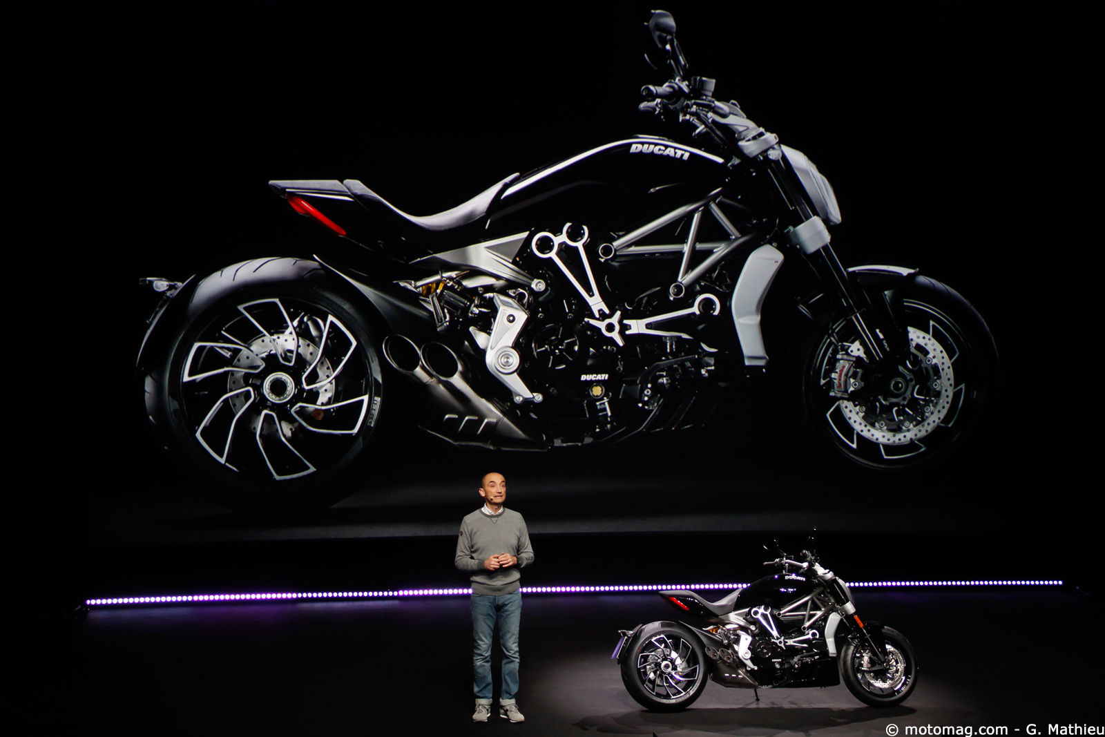 Toutes Les Nouveaut 233 S Ducati 2016 En 1 Seul Clic