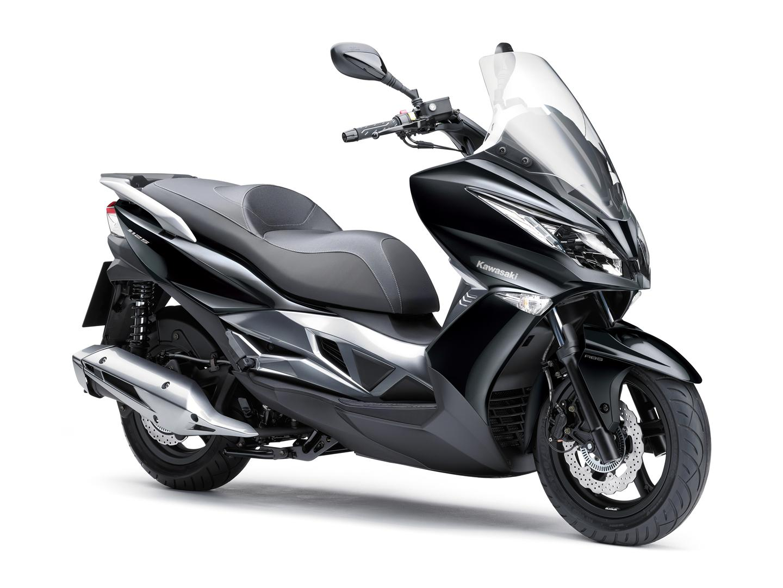 nouveaut 2016 le scooter kawasaki j 125 moto magazine leader de l actualit de la moto et. Black Bedroom Furniture Sets. Home Design Ideas