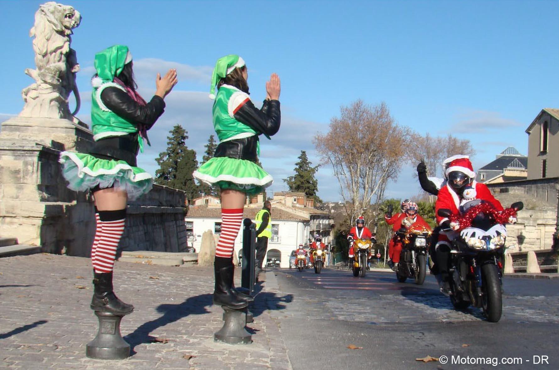 balade moto noel paris 2018 Balade moto de Noël Fun Easy Bike à Montpellier (Hérault)   Moto  balade moto noel paris 2018