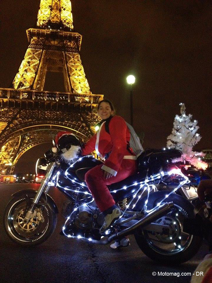 balade moto noel paris 2018 Carabalade de Noël à Paris le 17 décembre   Moto Magazine   leader  balade moto noel paris 2018