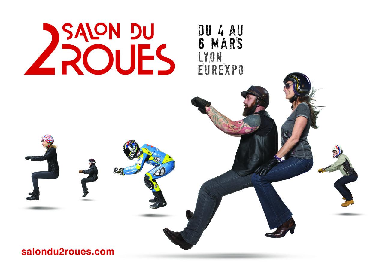 23e dition du salon du 2 roues de lyon eurexpo for Salon du diy lyon