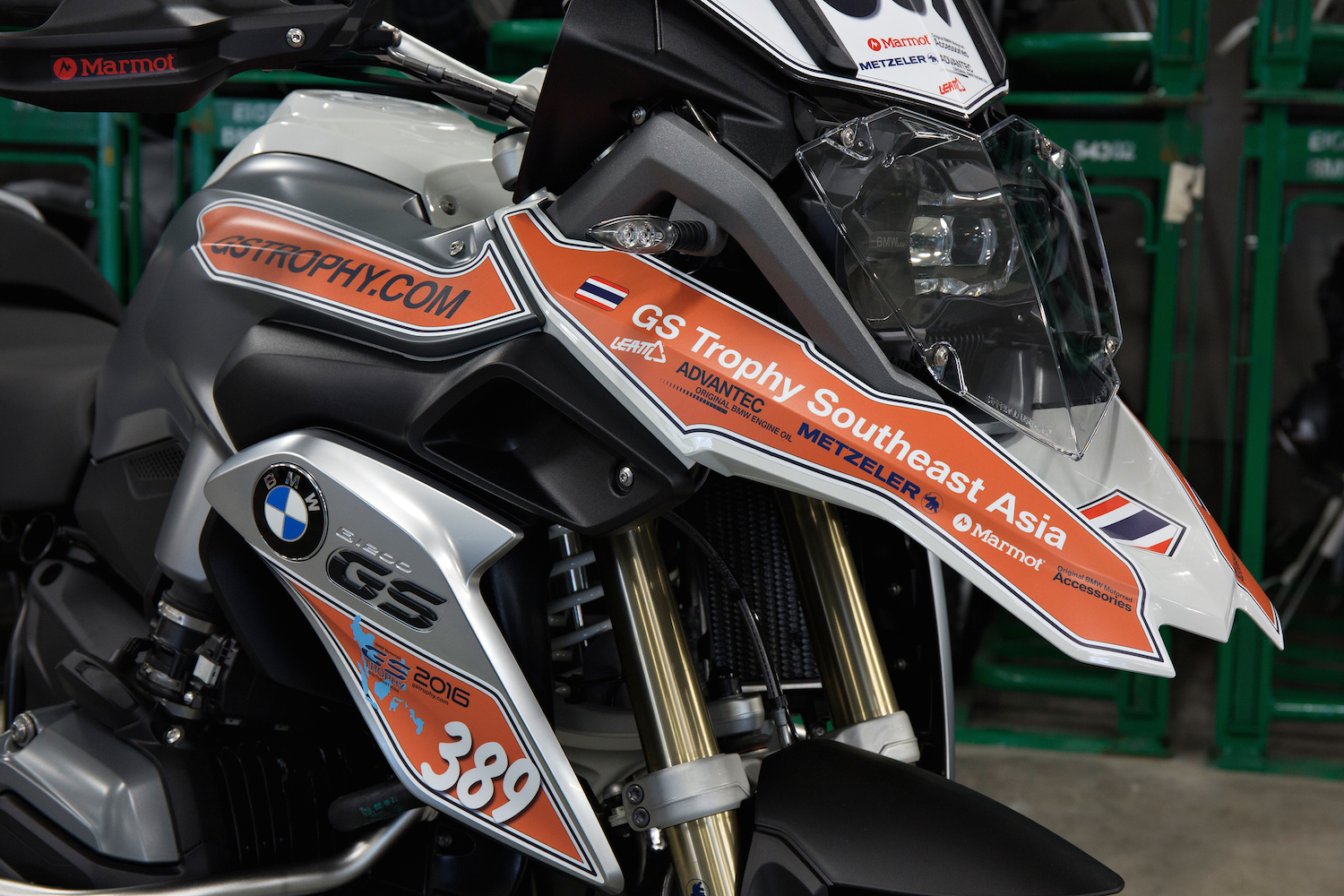 Destination Thaïlande pour le BMW GS Trophy International
