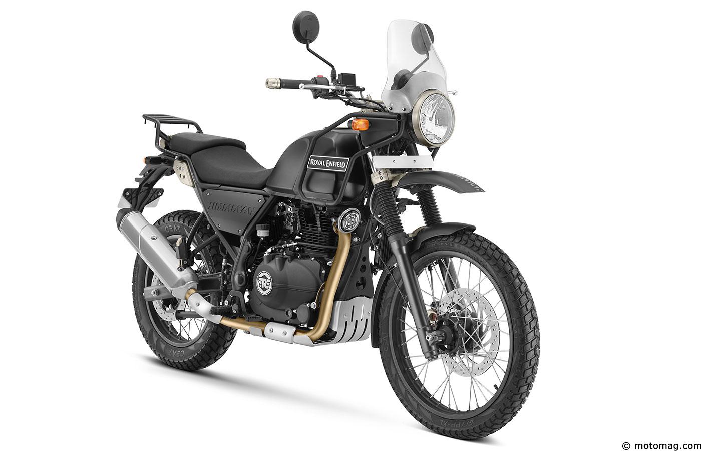 nouveaut moto 2016 royal enfield d voile enfin moto magazine leader de l actualit. Black Bedroom Furniture Sets. Home Design Ideas