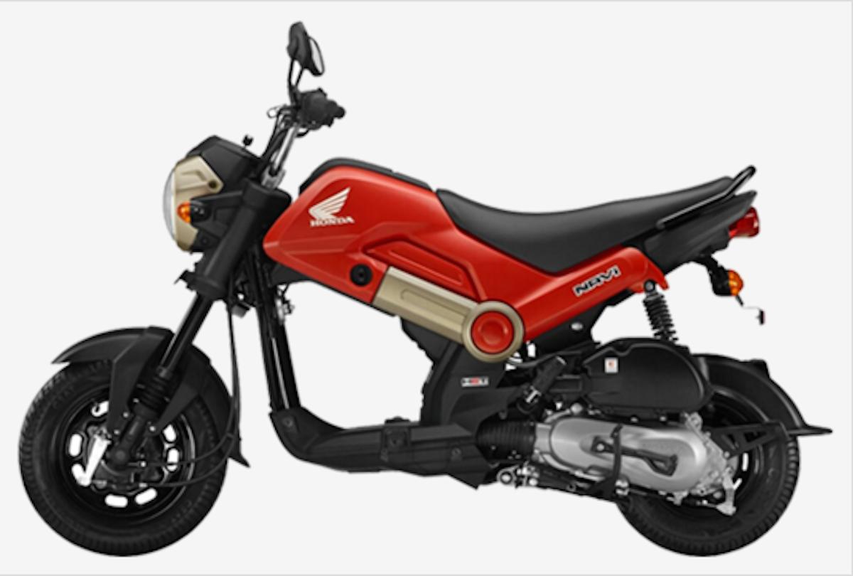honda navi un scooter pour les jeunes qui surfent sur la moto magazine leader de l. Black Bedroom Furniture Sets. Home Design Ideas