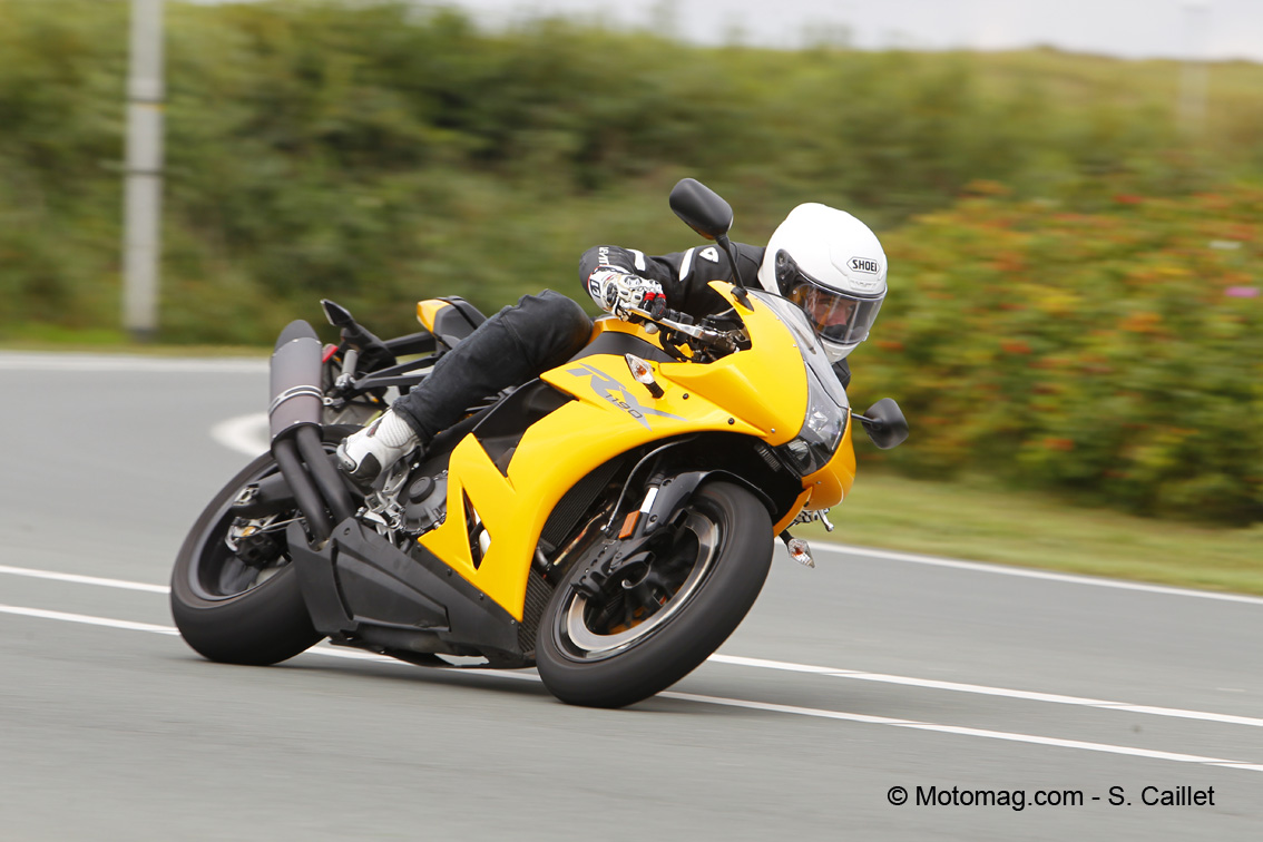 Erik Buell Racing tente un nouveau come-back