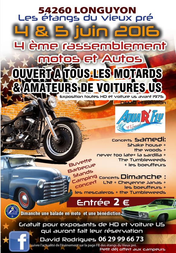 rassemblement auto moto us longuyon 54 moto magazine leader de l actualit de la moto. Black Bedroom Furniture Sets. Home Design Ideas