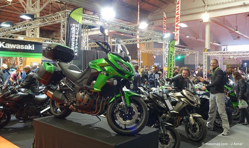 Le bon bilan du salon de la moto et du scooter de for Reduction salon de la moto