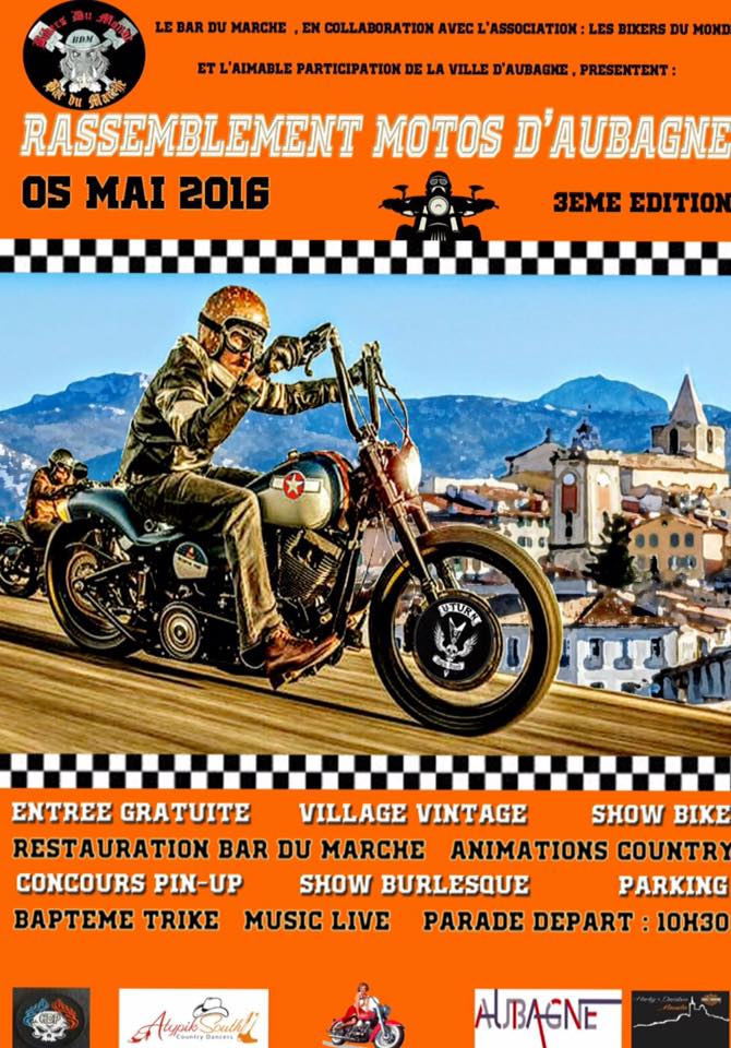 rassemblement motos du mc les bikers du monde aubagne moto magazine leader de l. Black Bedroom Furniture Sets. Home Design Ideas