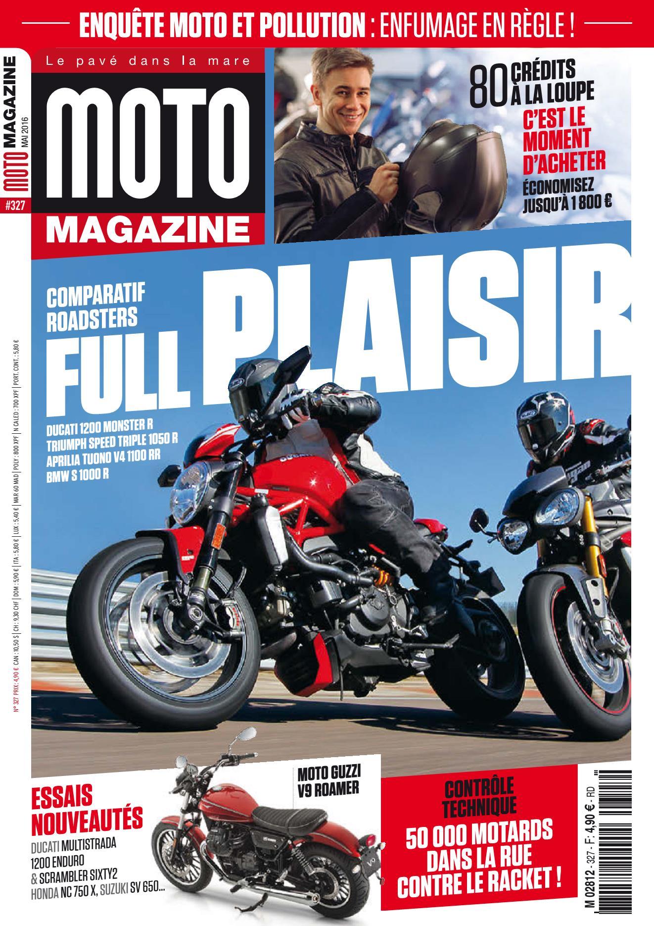 Moto Magazine N° 327