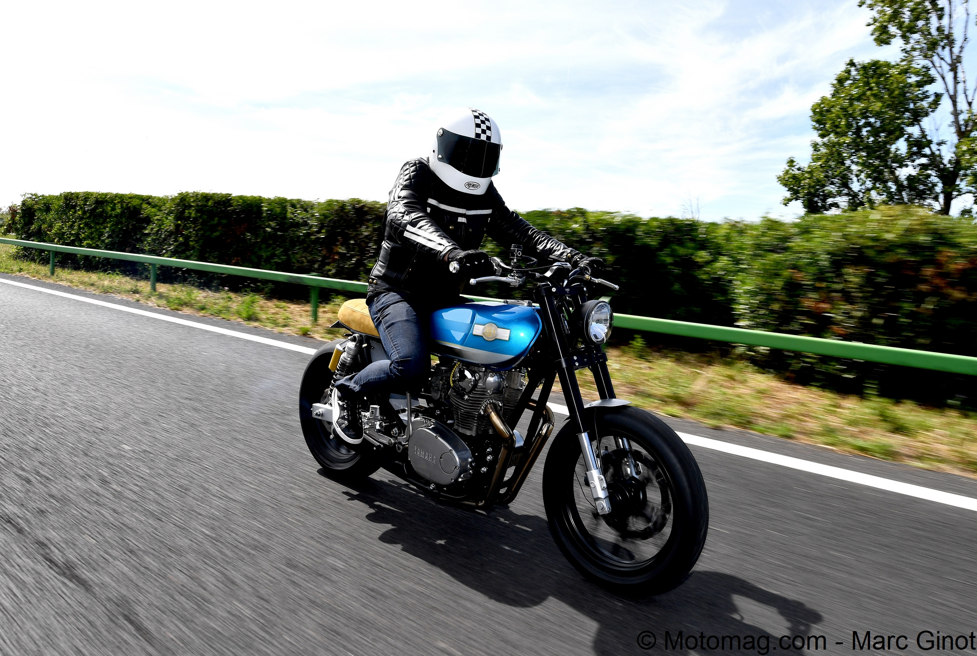 Wheels and Waves 2016 : la Mutuelle des motards prend (...)