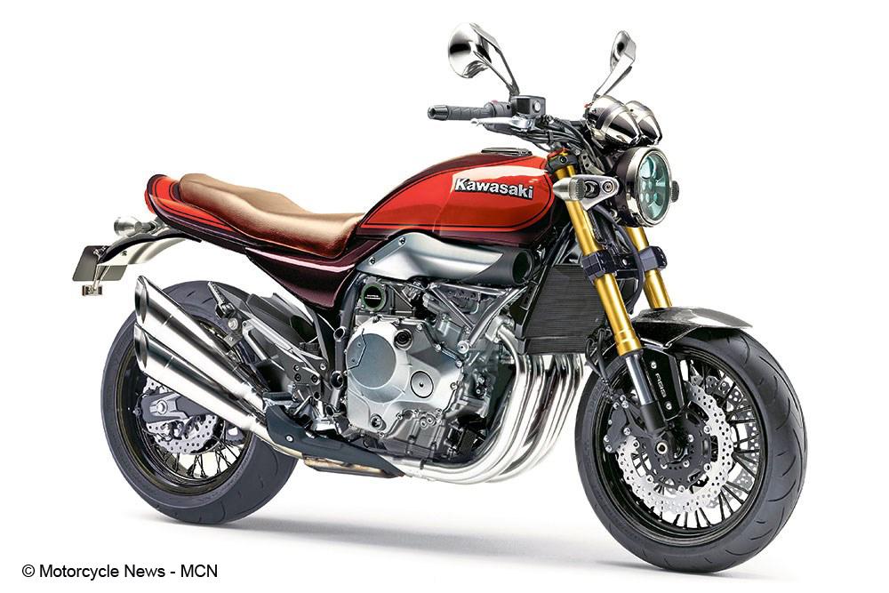 Kawasaki Vers Un Retour De La 900 Z Moto Magazine