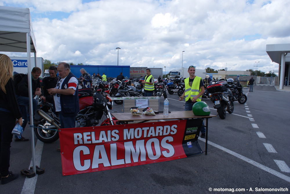 Bol d'Or : 7 Relais motards calmos et des (...)