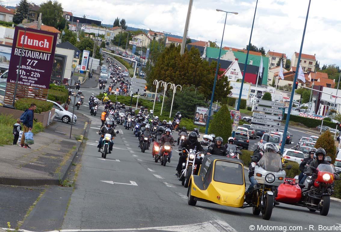 300 motards solidaires clermont ferrand 63 moto. Black Bedroom Furniture Sets. Home Design Ideas