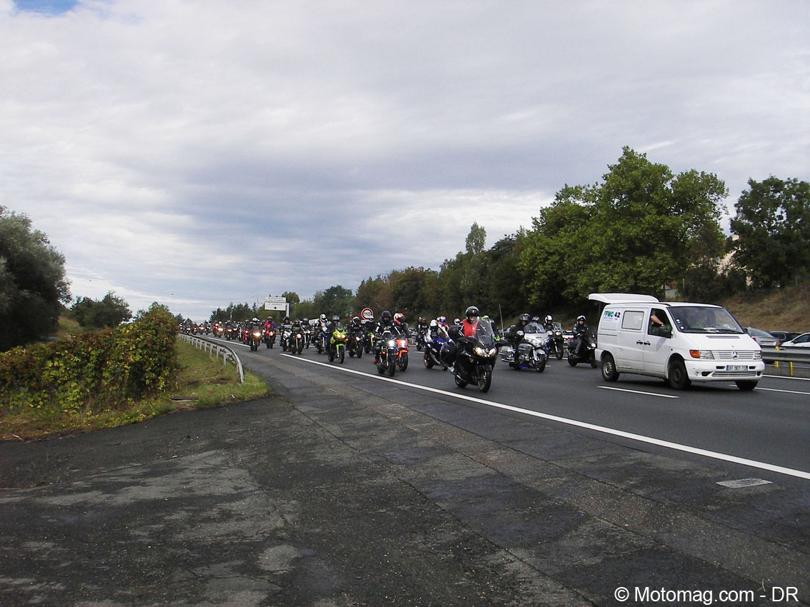 Mobilisation FFMC : pas d'interdiction des motos à (...)