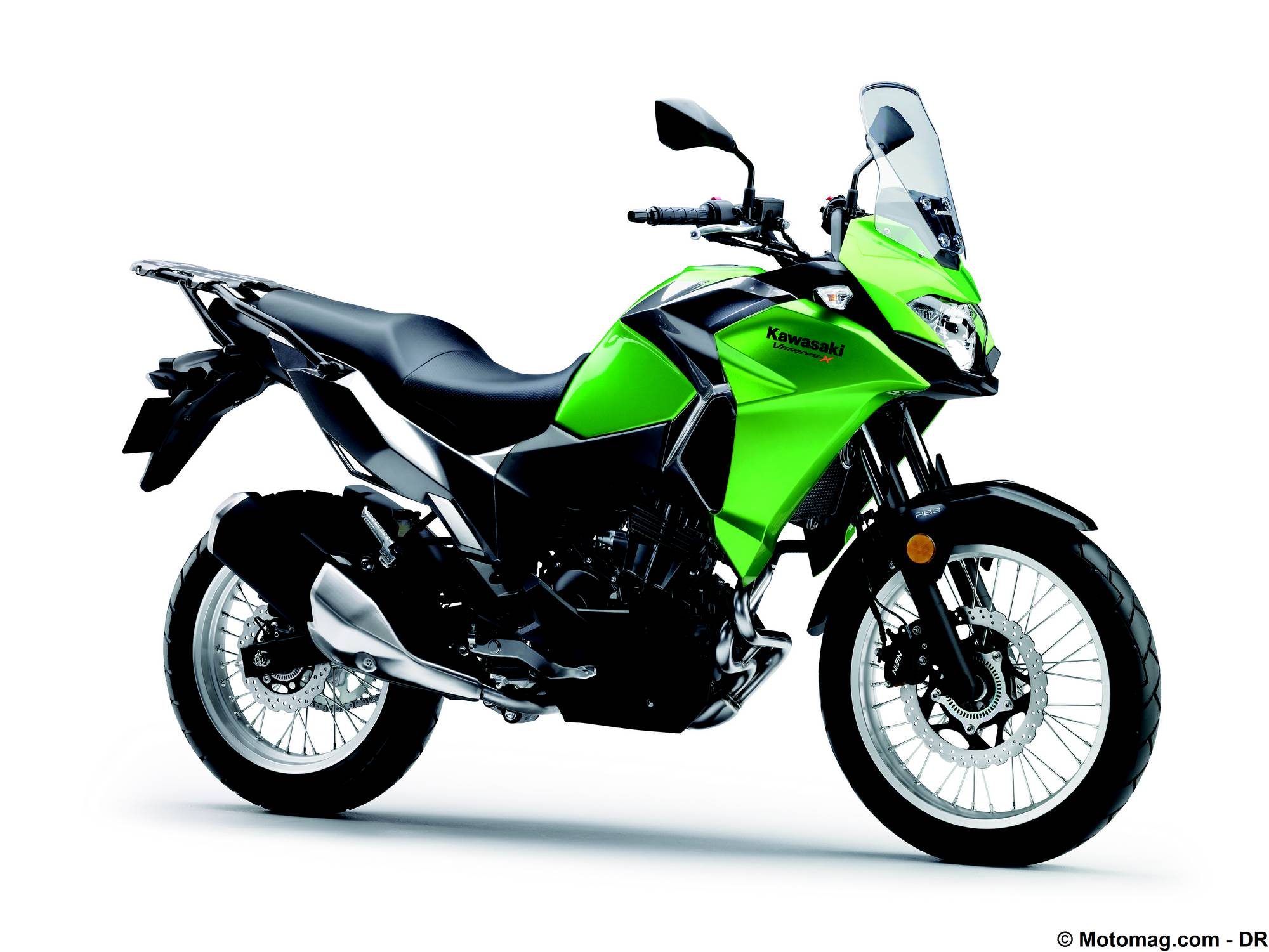 Kawasaki Versys-X 300, le trail populaire