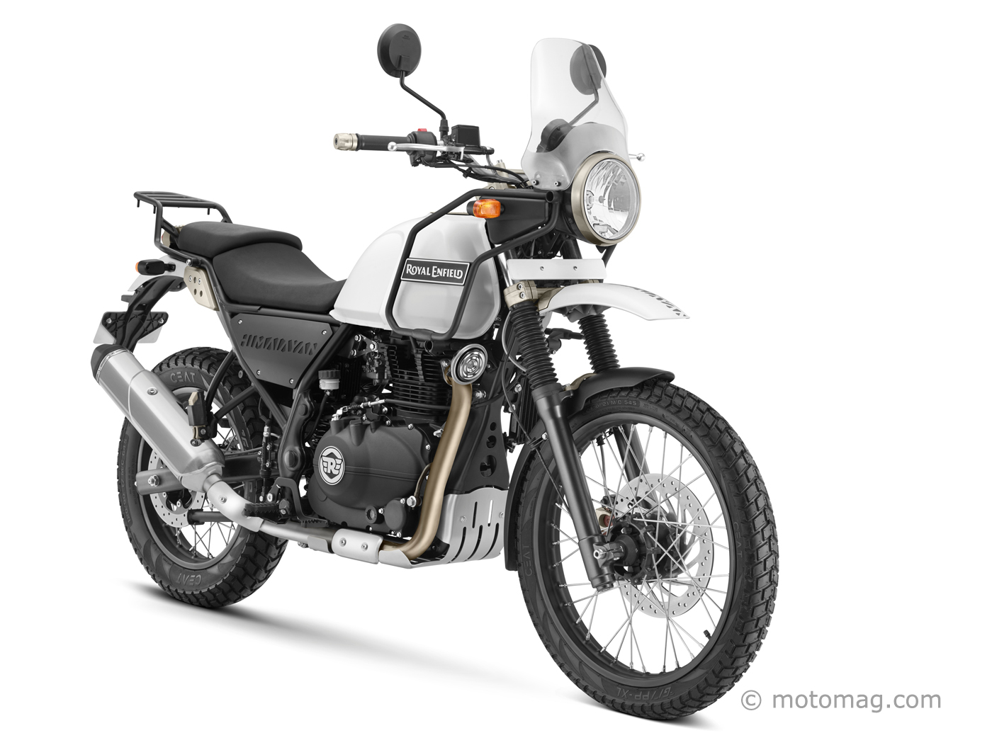 Royal Enfield Himalayan, enfin en Europe