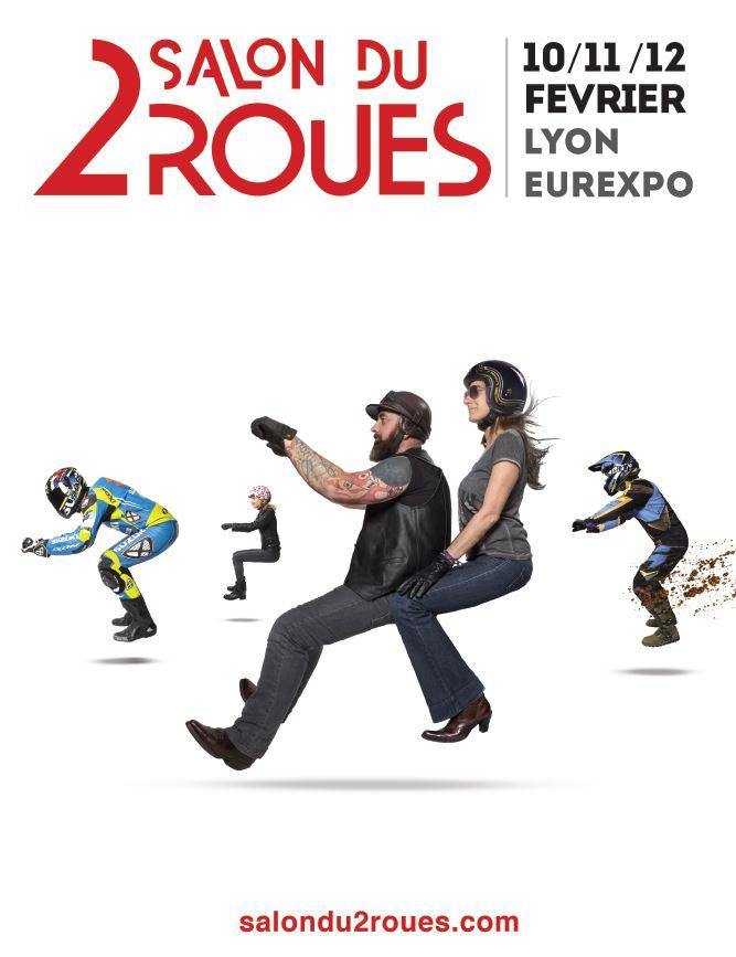 24e salon du 2 roues de lyon eurexpo 69 moto for Salon eurexpo lyon