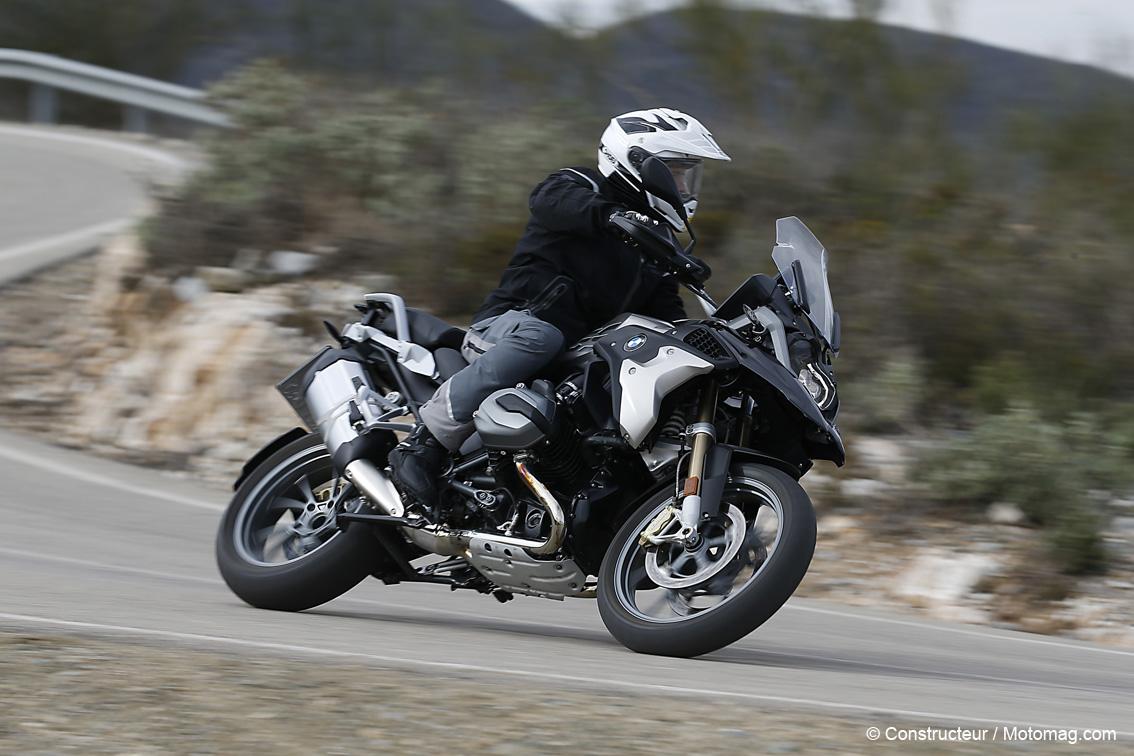 bmw r 1200 gs 2017 : l'embarras du choix - moto magazine - leader