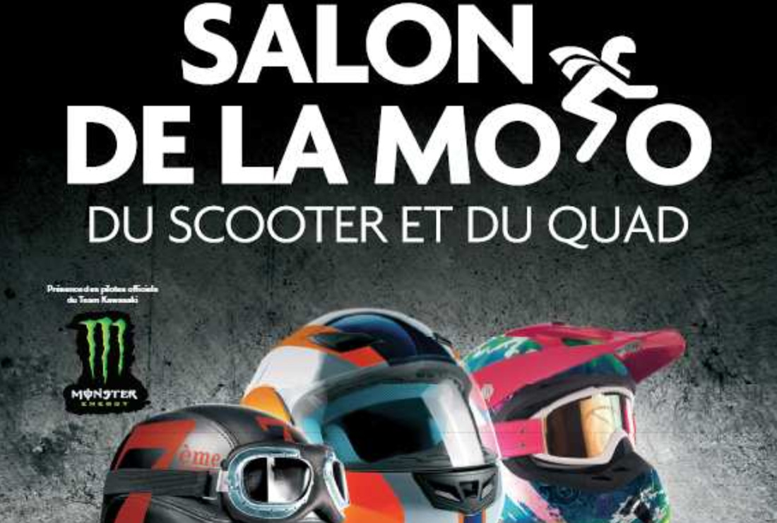 salon de la moto du scooter et du quad de marseille moto magazine leader de l actualit de. Black Bedroom Furniture Sets. Home Design Ideas