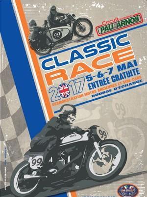 classic race sur le circuit de pau arnos 64 moto magazine leader de l actualit de la moto. Black Bedroom Furniture Sets. Home Design Ideas
