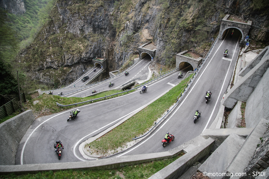 Balade moto : le Spidi Tour arrive en France en (...)