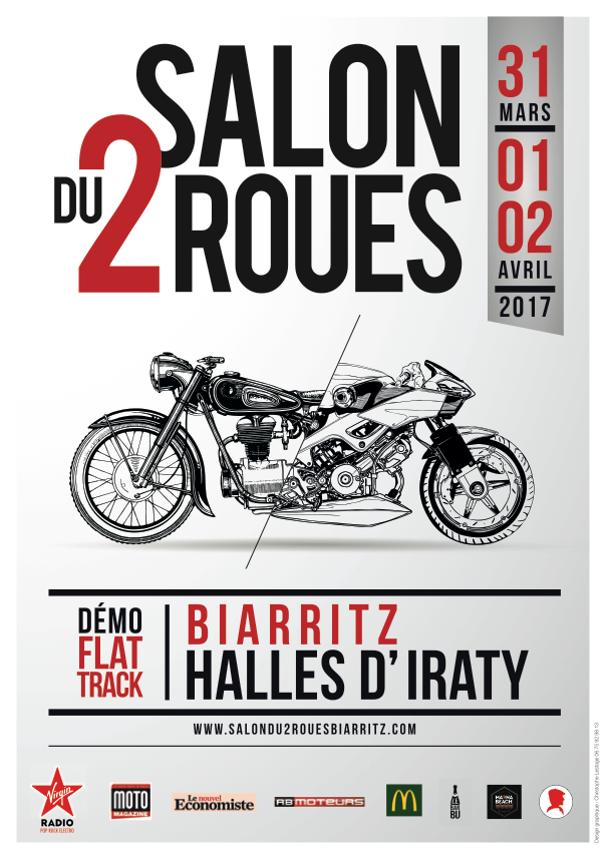 salon du 2 roues et moto de biarritz 64 moto magazine