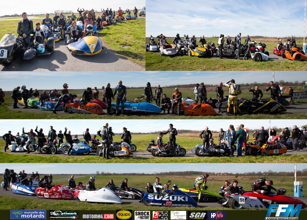 Championnats de side-car : le point sur la saison (...)