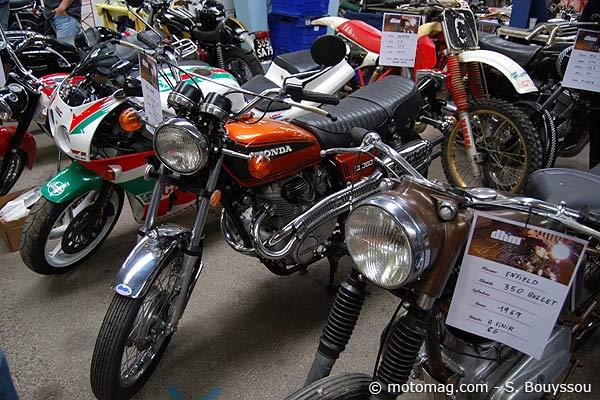 23e puces moto de niort 23e succ s moto magazine leader de l actualit de la moto et du motard. Black Bedroom Furniture Sets. Home Design Ideas