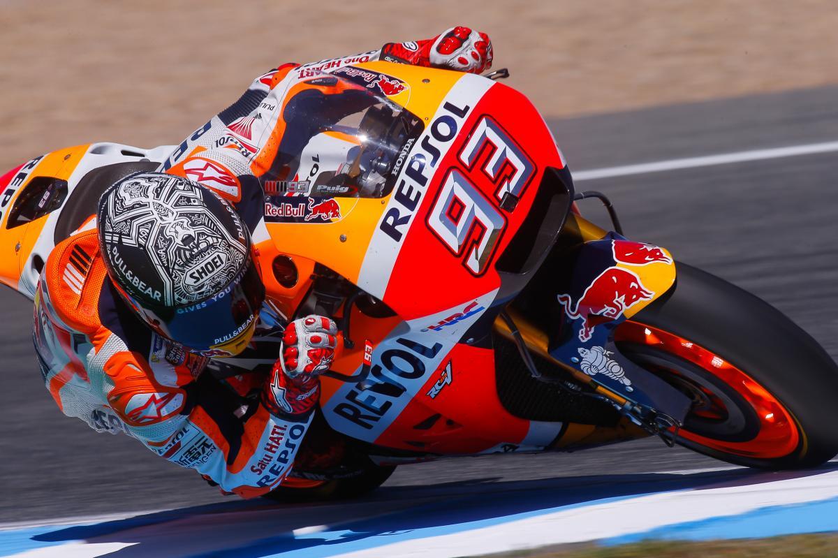 MotoGP : intouchable en Allemagne, Marquez prend la tête du championnat