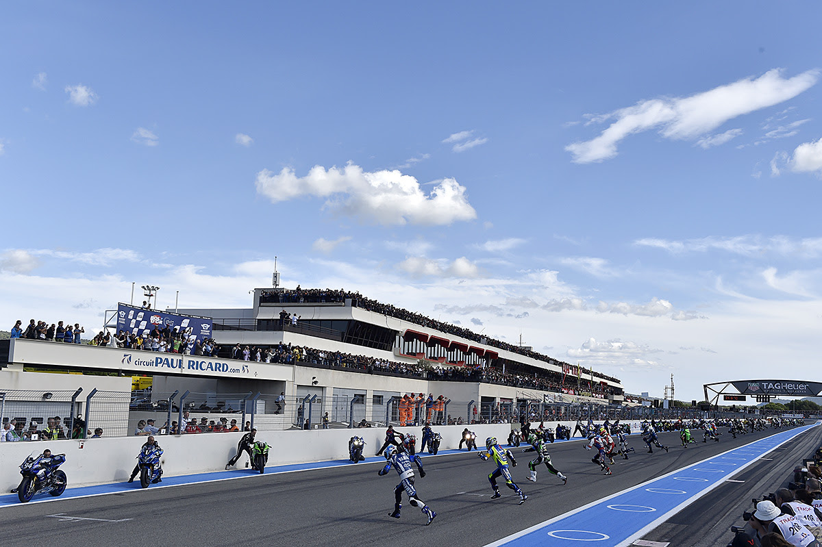 81e Bol d'or sur le circuit Paul Ricard au (...)