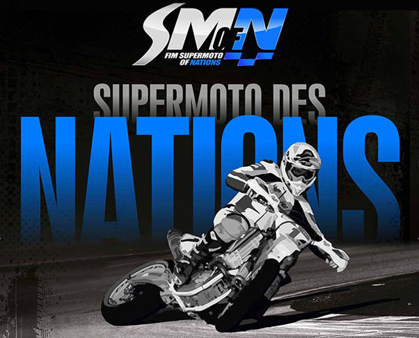 Supermoto des Nations 2017 au circuit Carole (...)