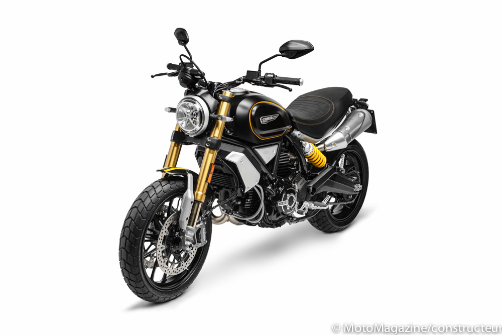 milan nouveaut s motos 2018 ducati scrambler 1100 moto magazine leader de l actualit de. Black Bedroom Furniture Sets. Home Design Ideas