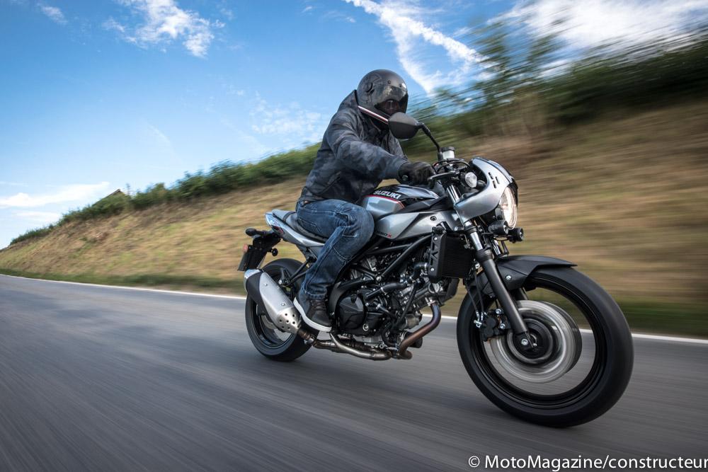 milan nouveaut s motos 2018 suzuki sv 650 x moto magazine leader de l actualit de la moto. Black Bedroom Furniture Sets. Home Design Ideas