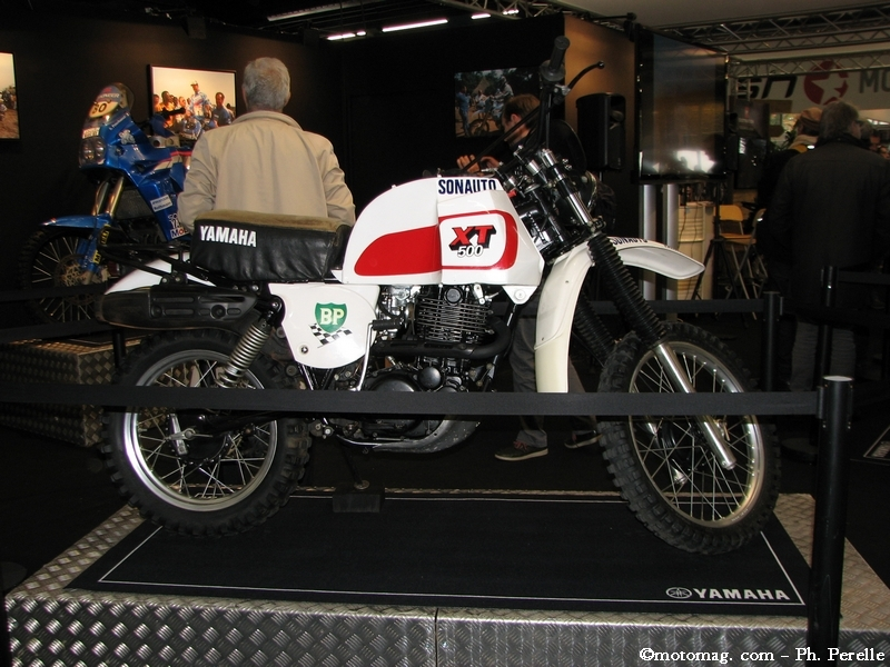 Quelle moto pour rallye raid