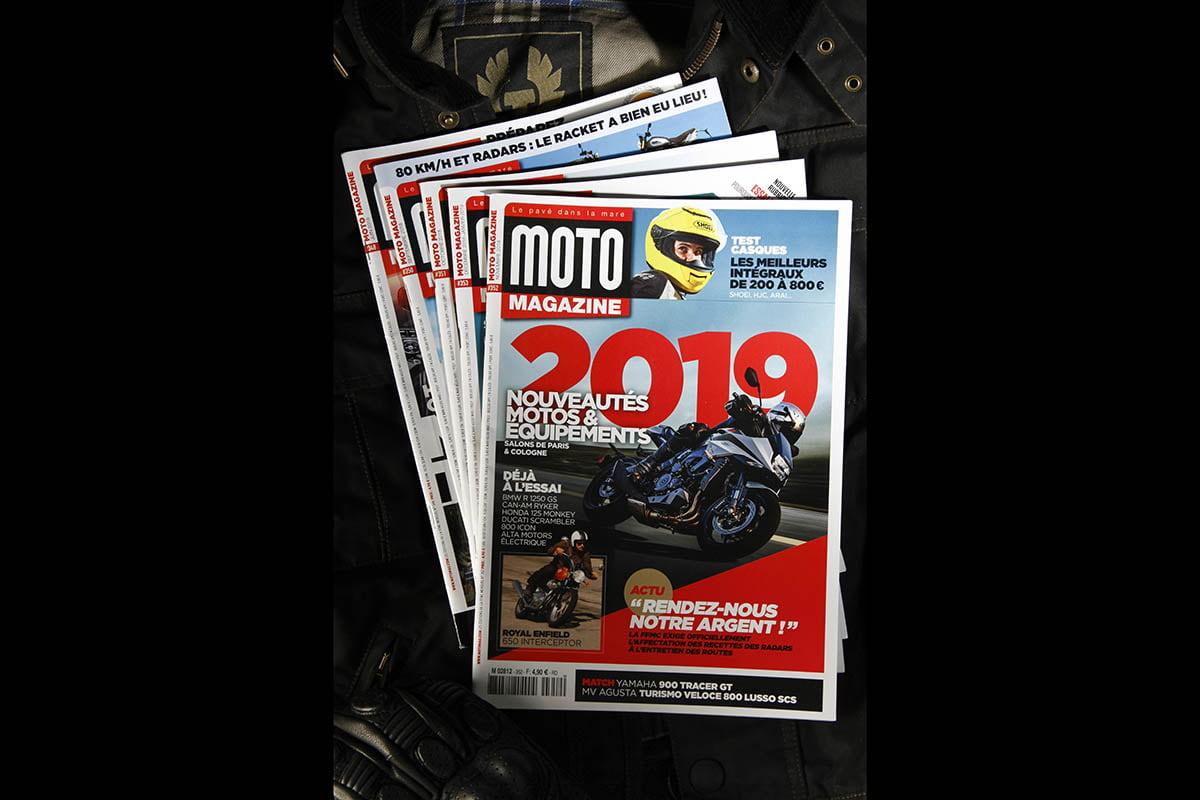 abonnement moto magazine le cadeau de no l des passionn s moto magazine leader de. Black Bedroom Furniture Sets. Home Design Ideas
