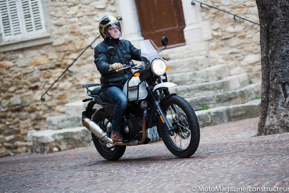 essai royal enfield himalayan la moto contre temps moto magazine leader de l actualit. Black Bedroom Furniture Sets. Home Design Ideas