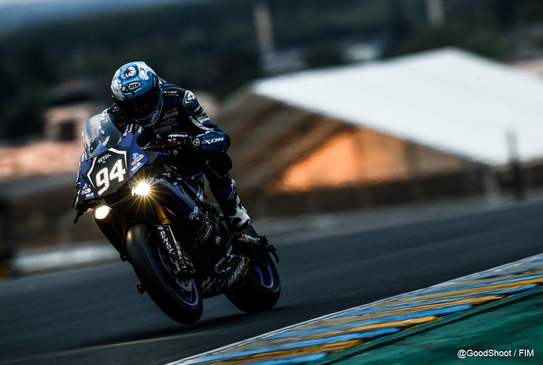 Endurance : Le GMT94 Yamaha arrache la pole position à (...)