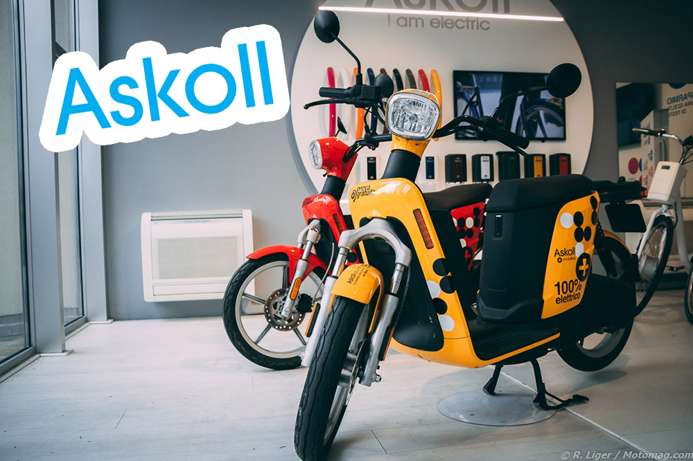 EVA : la mobilité alternative par Askoll