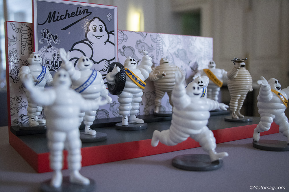 Michelin lance son « collectors store » !