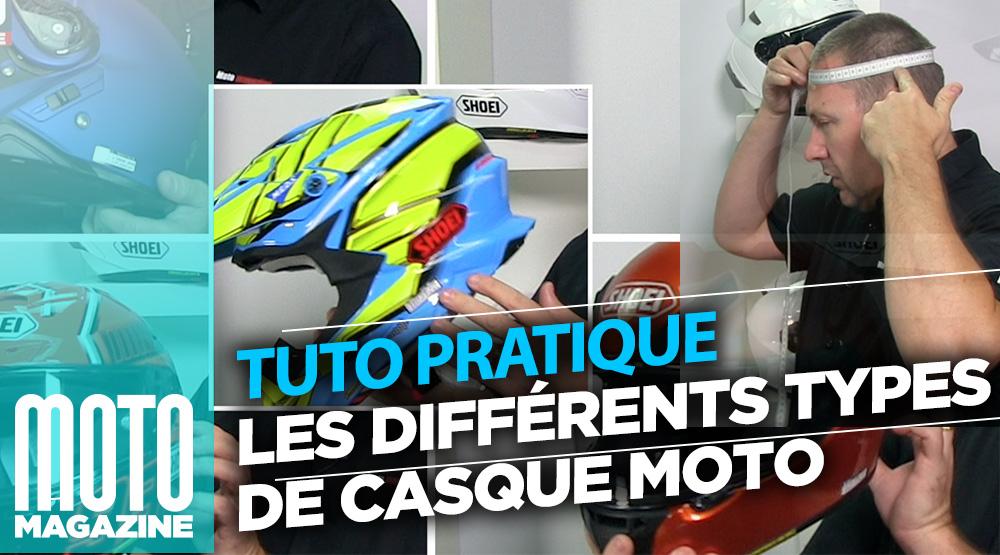 Tuto pratique moto   comment choisir son casque - Moto Magazine ... 3cbc31ad7d1