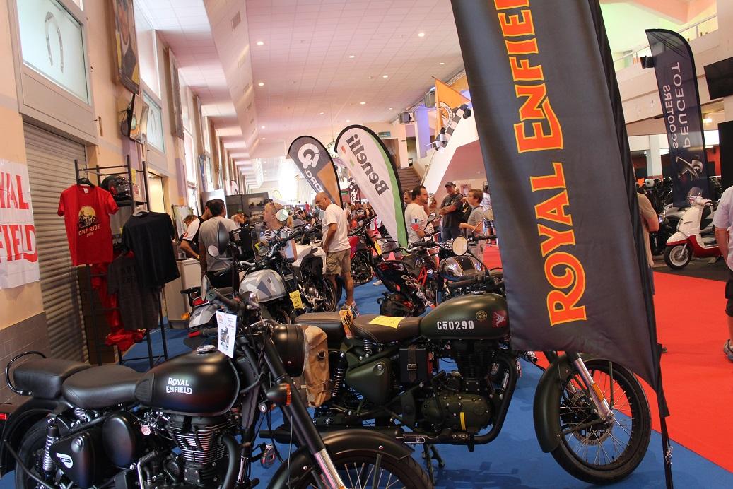Cagnes sur mer c l bre la moto avec le salon b cane moto magazine leader de l - Salon moto cagnes sur mer ...