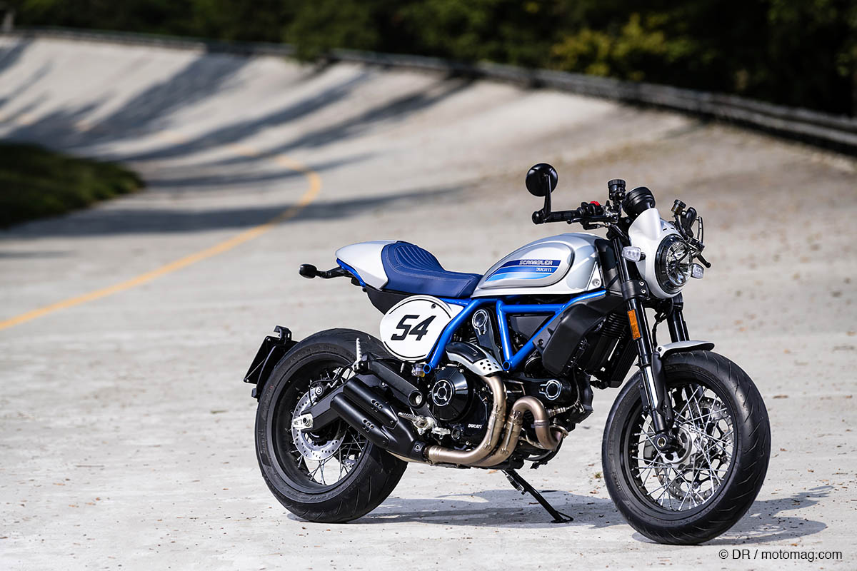 nouveaut s moto 2019 les ducati scrambler 800 voluent moto magazine leader de l. Black Bedroom Furniture Sets. Home Design Ideas
