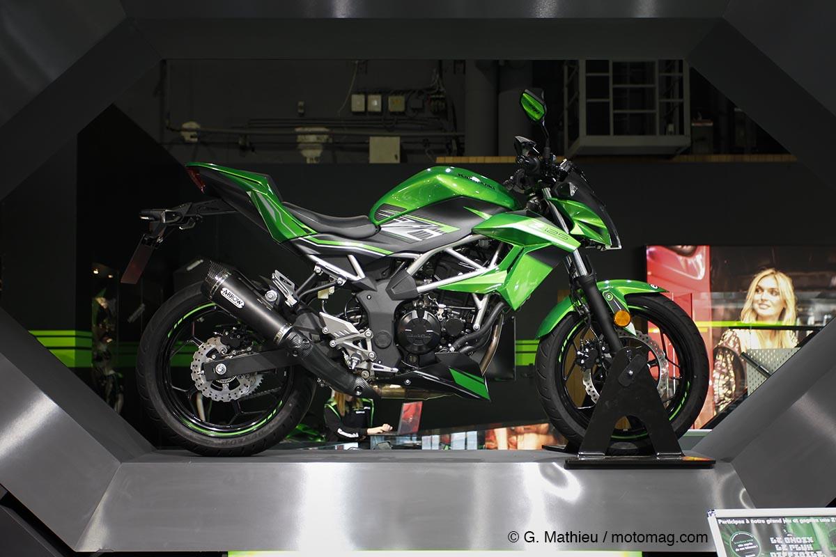 Kawasaki Annonce Le Prix De Ses Deux Nouvelles 125 Cm3 La