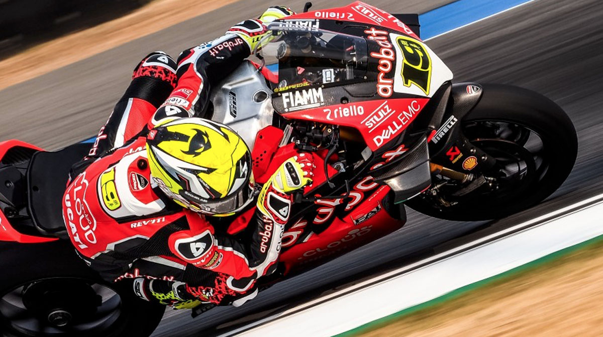 Superbike : le World Superbike arrive à Aragon ce (...)
