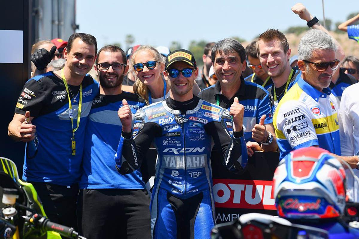 Supersport : un bilan positif pour le GMT94 à la (...)