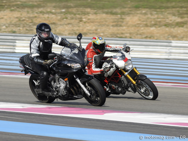 Open Mutuelle des Motards à Albi le 16 septembre