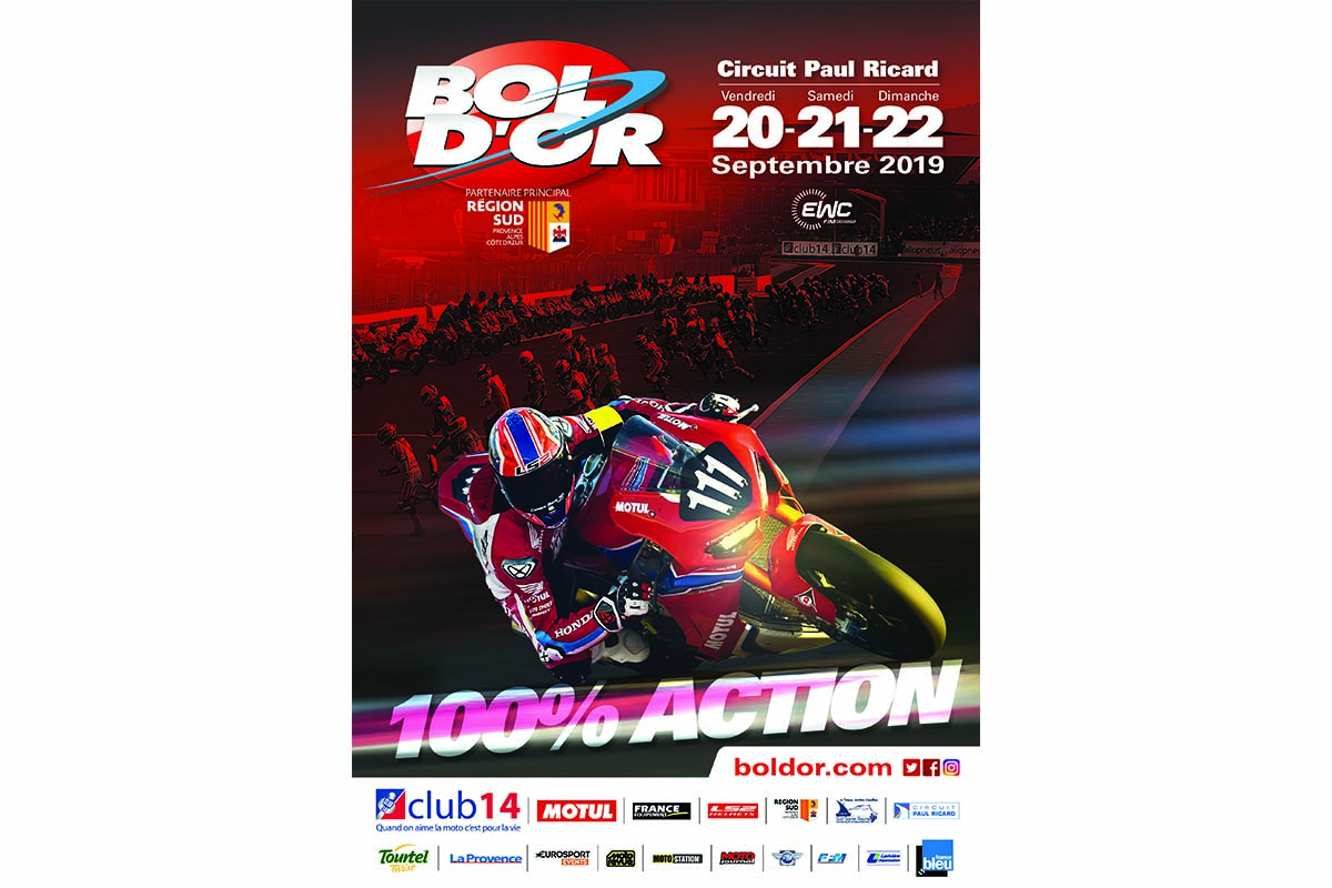 83e Bol d'Or 2019 sur le circuit Paul Ricard (...)