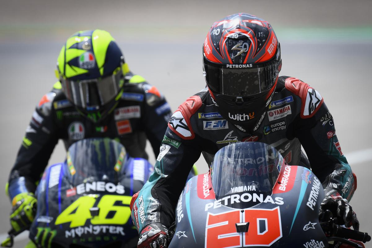 MotoGP : Quartararo dans le team officiel Yamaha en (...)