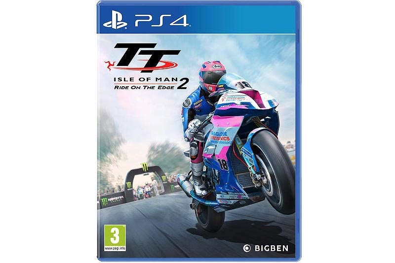 [TEST] TT Isle of Man 2 - Ride on the Edge : la (...)